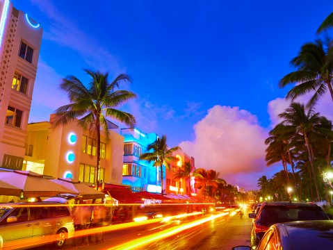 Miami Beach October events