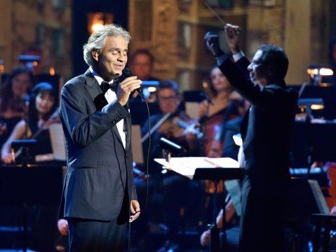 Bocelli Concert