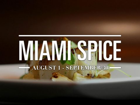 Miami Spice Dishes