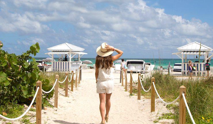 Miami Beach in June